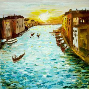 Quiet Venetian morning
