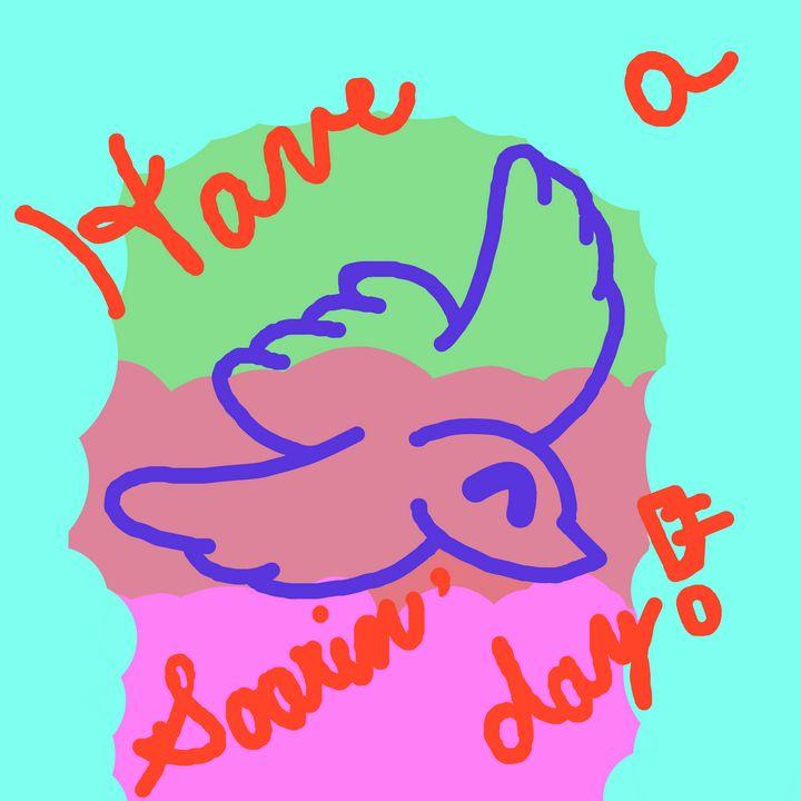 Have a Soarin' day! - PhantyPhantump