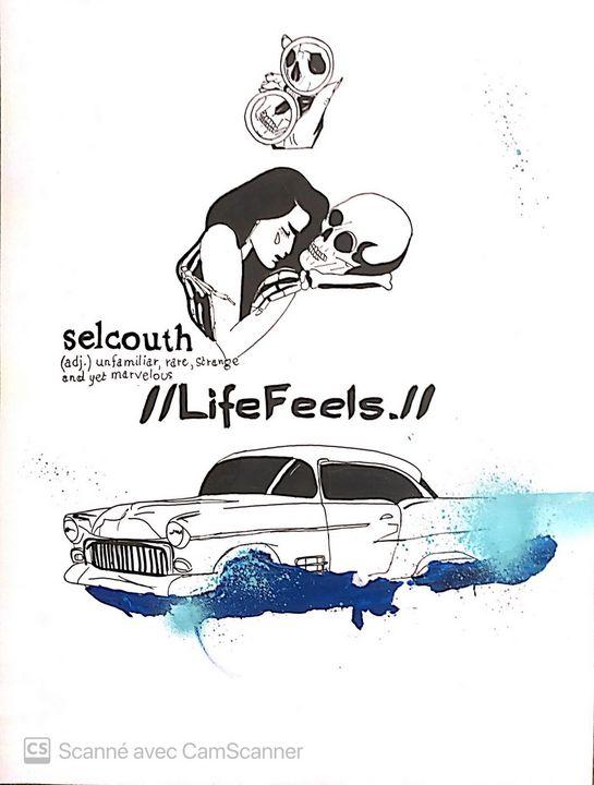 //LifeFeels.// - GTR Design //Showroom.//