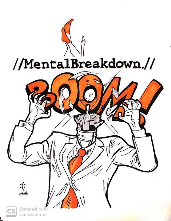 //MentalBreakdown.// - GTR Design //Showroom.//