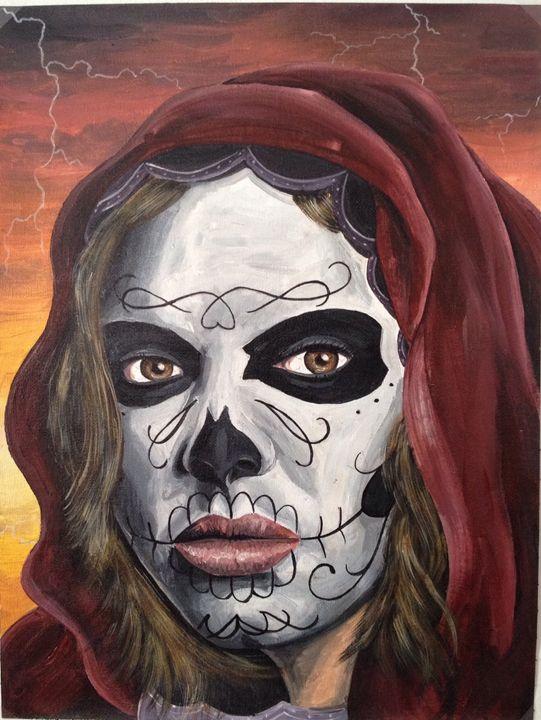 Santa Muerte - Patrick Betley
