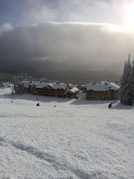Big White Mountain Skiiing Resort - ESSS Studio