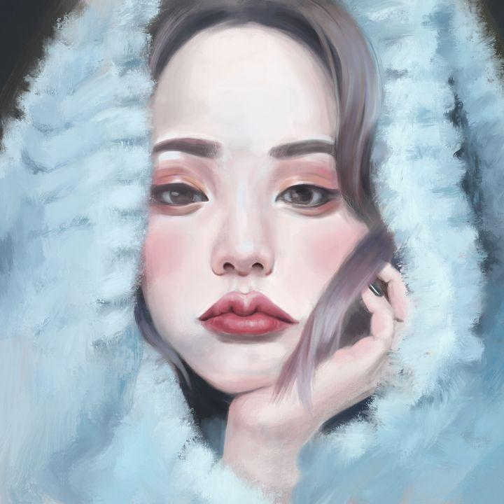 Blue Moon - Portraits