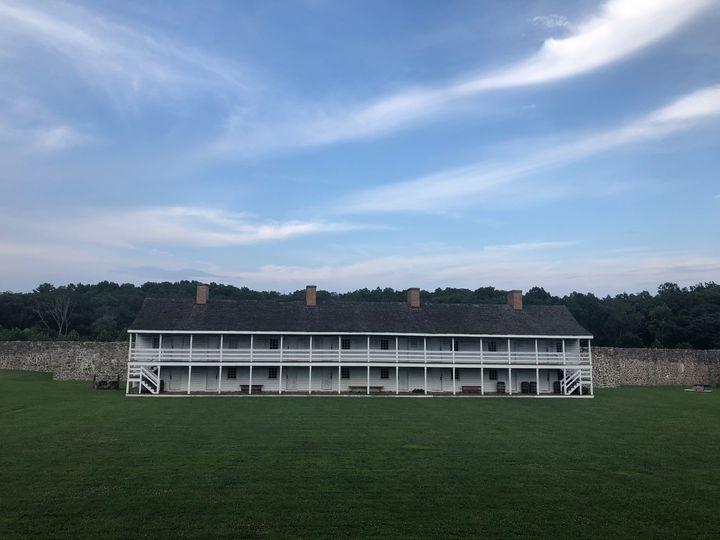 Fort Frederick, Maryland - Mandy
