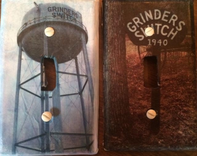 """Grinders Switch"" Light Switches - Bella's Pictures and Baubles - Photo into Art"