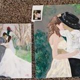 Original drawing and Paintings