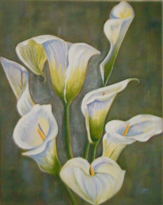 Lilies - Arty Designz