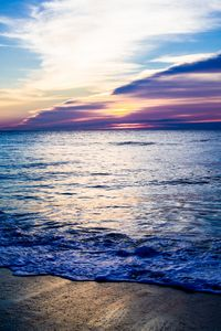 Beach of the Rising Sun