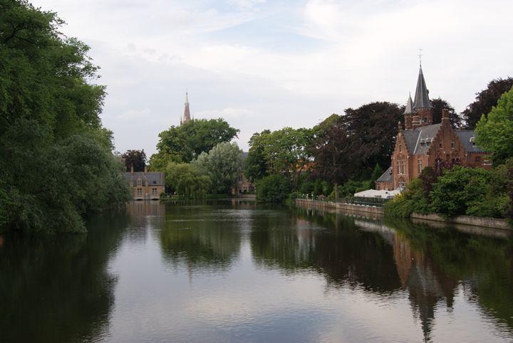 In Bruges - focalpoint