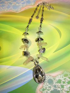 Crystal Ice Queen Necklace