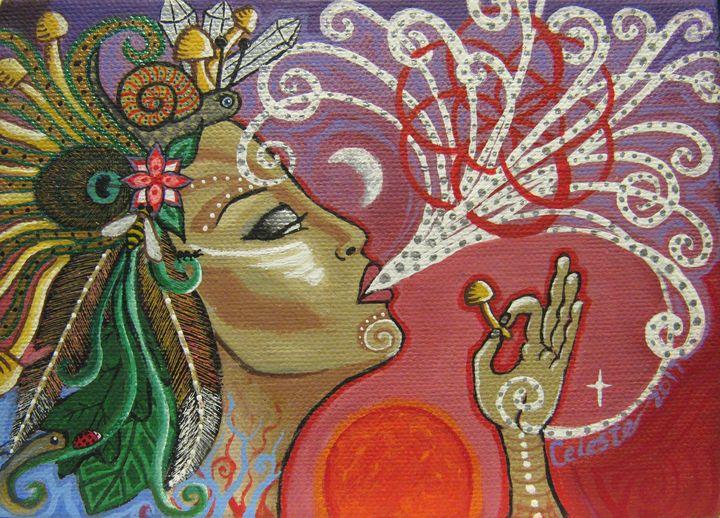 Nature Goddess - Celeste