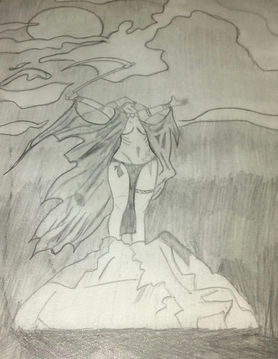 Witch - Maldonado Arts