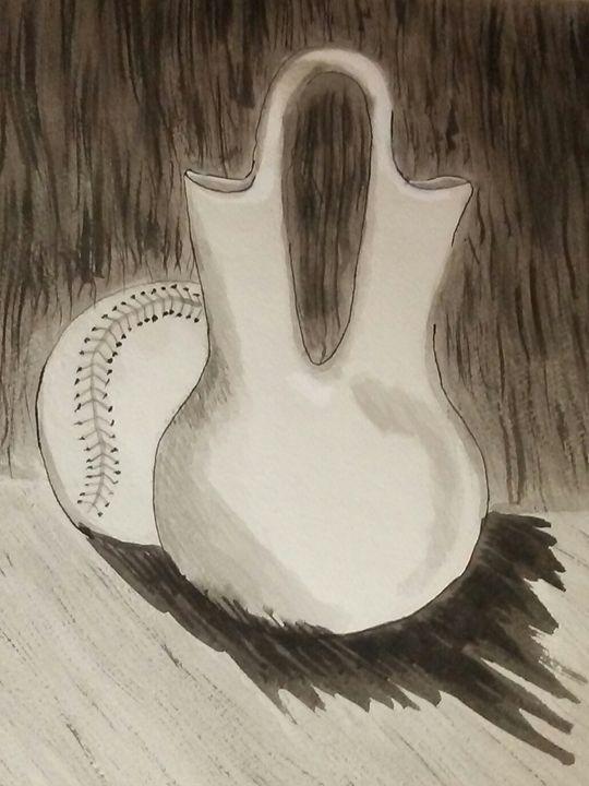 Vase in danger - Maldonado Arts