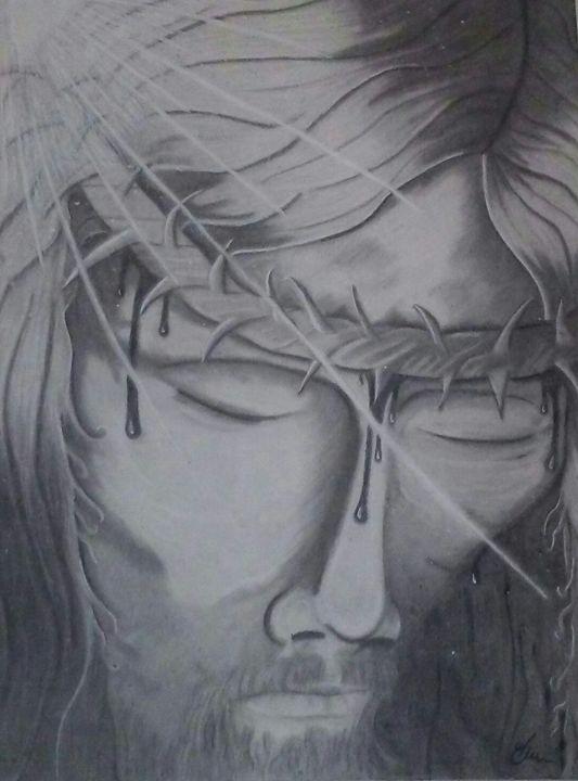 Jesus - Maldonado Arts