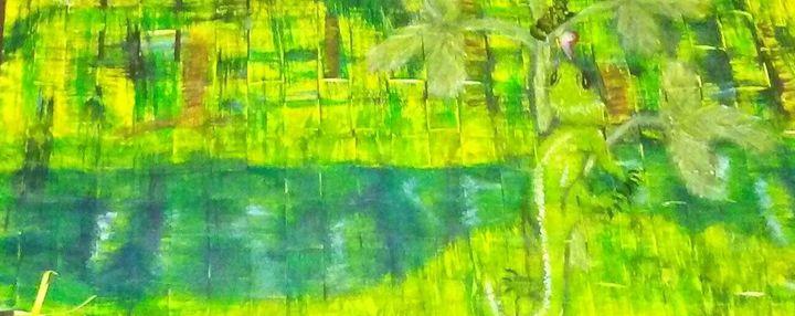 Lizard - Maldonado Arts