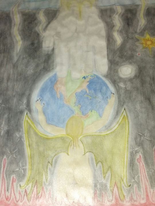 God & Luz - Maldonado Arts