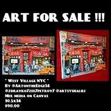 10.5x14 canvas art