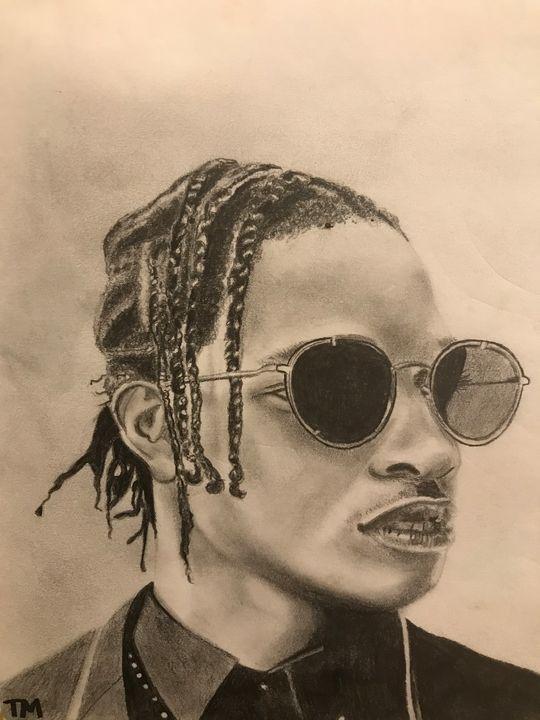 A$AP Rocky - Talia Markin