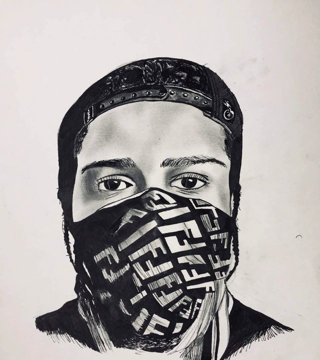A$AP Rocky 2 - Talia Markin