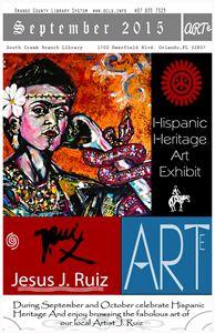 JRuiz Art Poster