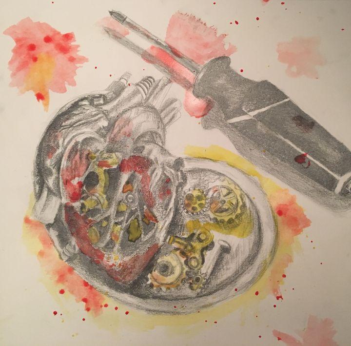 Conceptual Tool Drawing - Gaia Creations