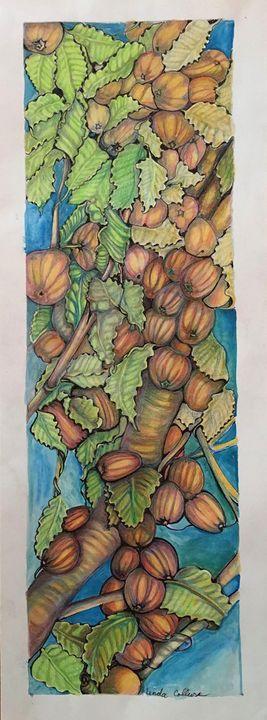 Persimmon Branch - Collura Art