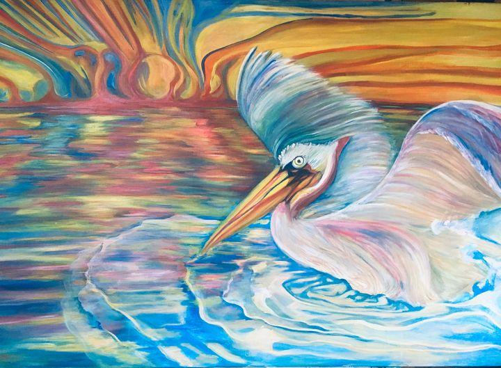 Pelican Land Part 2 - Collura Art
