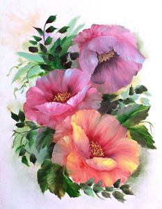 Poppy #2 Spring