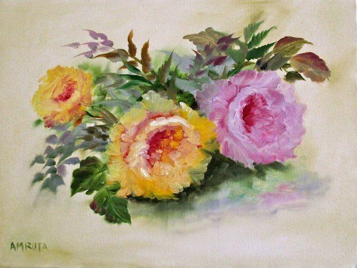 Flowers #1 - Amruta
