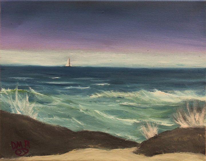 On the Horizon - Richersd Art Studios, LLC