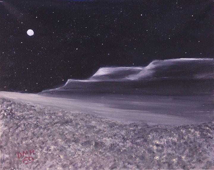 Desert Solitude - Richersd Art Studios, LLC