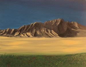 Morey Peak - Hot Creek Range