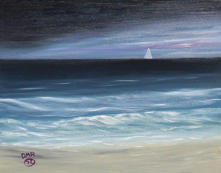 Running before the storm - Richersd Art Studios, LLC