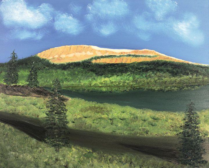Beartooth Buttes - Richersd Art Studios, LLC