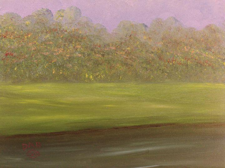 Prelude to Autumn - Richersd Art Studios, LLC