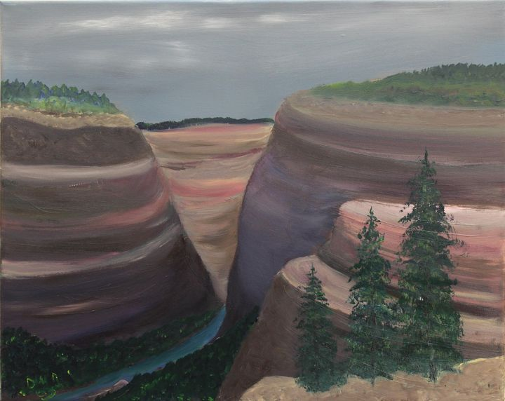 Canyon - Richersd Art Studios, LLC