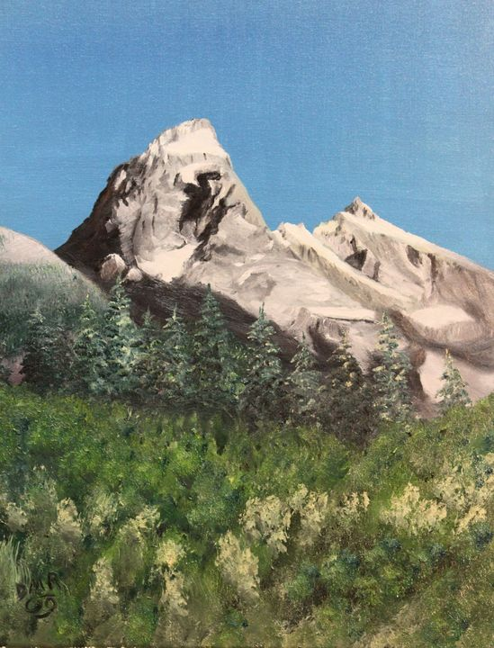 The Grand Teton - Richersd Art Studios, LLC
