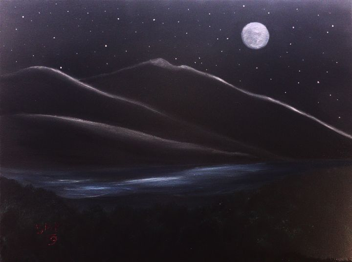 Midnight Dreams - Richersd Art Studios, LLC