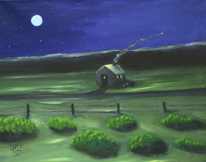 Beyond Twilight - Richersd Art Studios, LLC