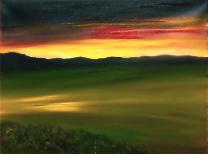 A Troblesome Dawn - Richersd Art Studios, LLC