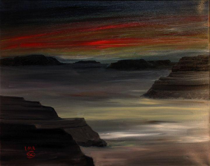 Desolate Wasteland - Richersd Art Studios, LLC