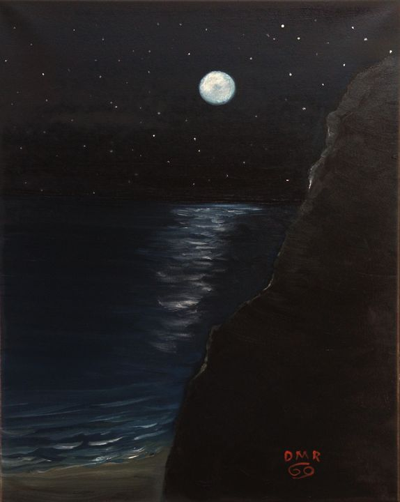 Midnight Whims - Richersd Art Studios, LLC