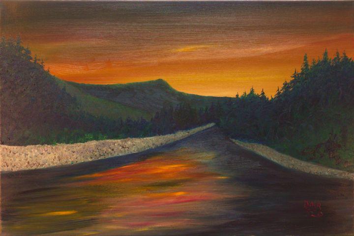 Montana Skies - Richersd Art Studios, LLC