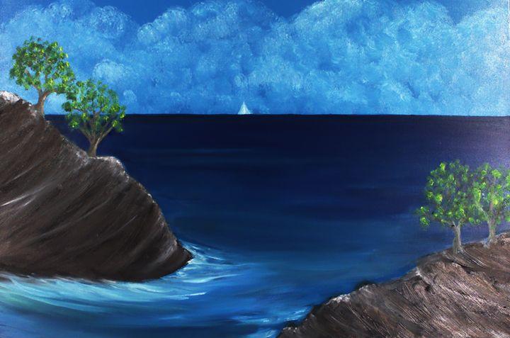 Escape the Afternoon - Richersd Art Studios, LLC