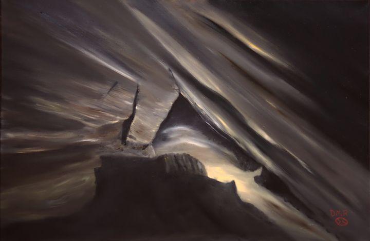 Sinnet Thorn Mt - The Great Room - Richersd Art Studios, LLC