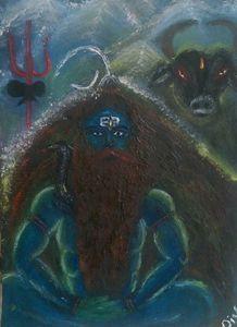 Himalayan God Shiva