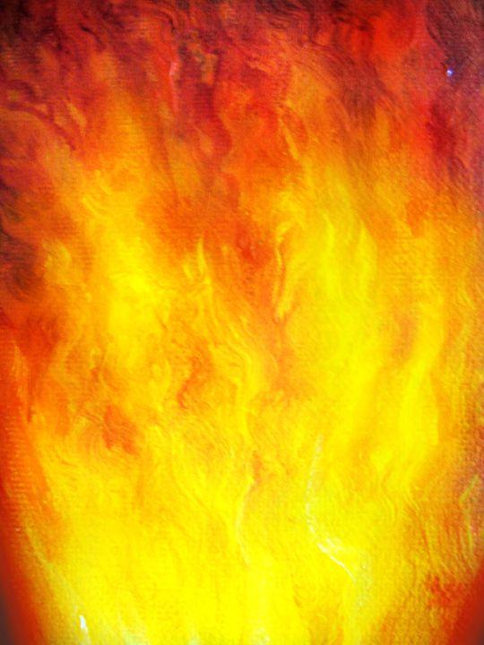Wild fire 5 - Sofia Goldberg's Gallery