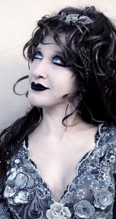 Sofia Metal Queen - gothic mood - Sofia Goldberg's Gallery