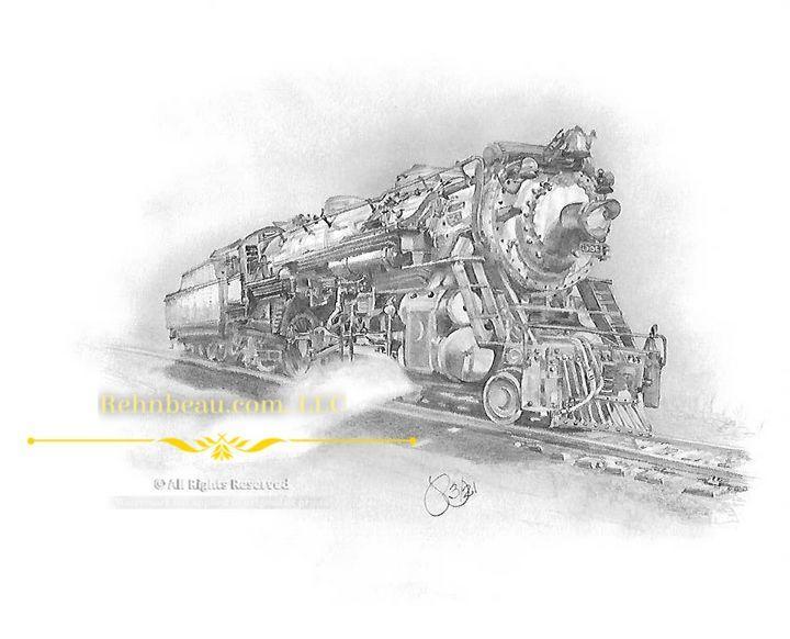 First Train - Rehnbeau