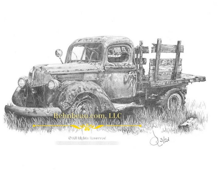 Farm Truck - Rehnbeau